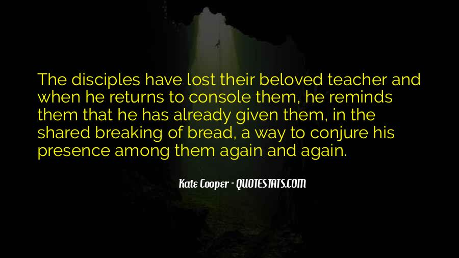 Kate Cooper Quotes #564613