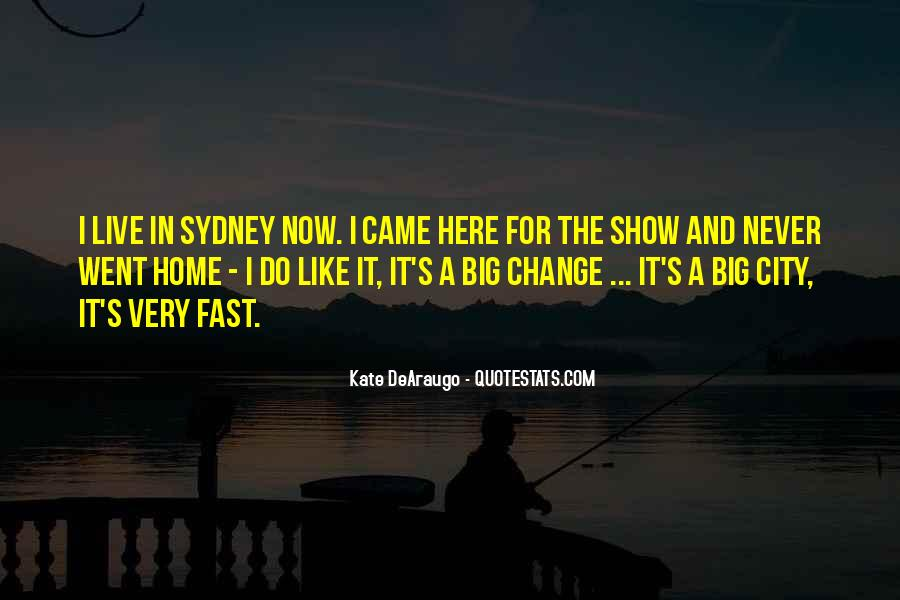 Kate DeAraugo Quotes #675831