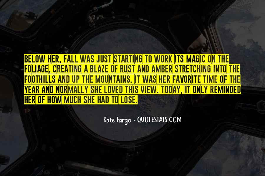 Kate Fargo Quotes #677607