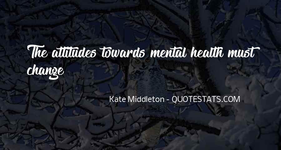 Kate Middleton Quotes #1127968