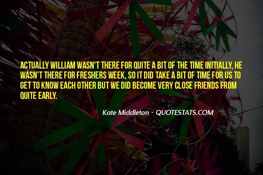 Kate Middleton Quotes #855827