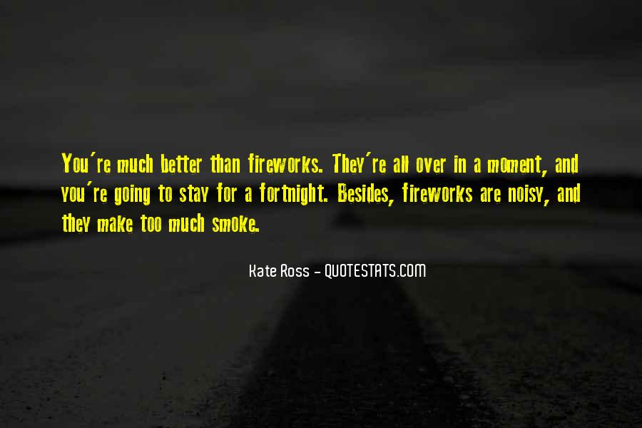 Kate Ross Quotes #1414403