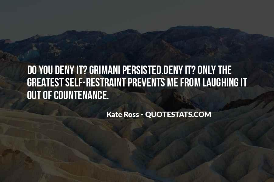 Kate Ross Quotes #530778