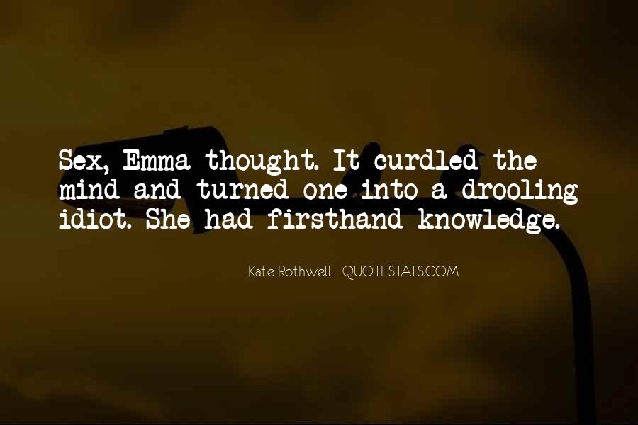 Kate Rothwell Quotes #1011922
