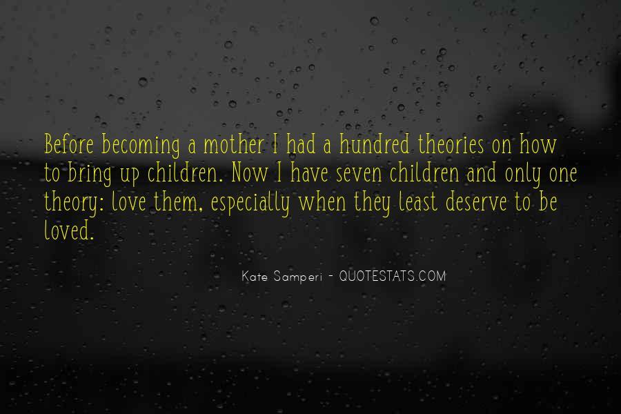 Kate Samperi Quotes #725484