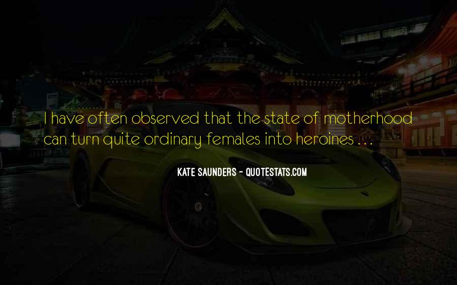 Kate Saunders Quotes #609164