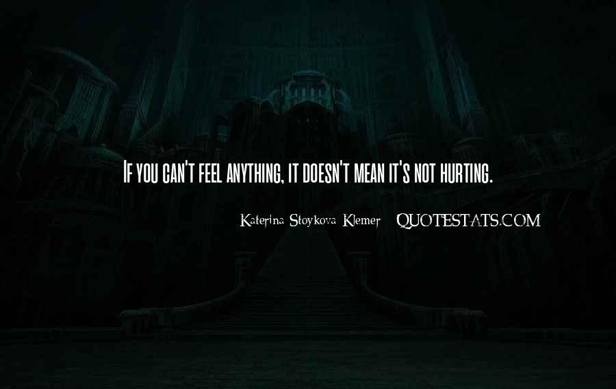 Katerina Stoykova Klemer Quotes #1281770
