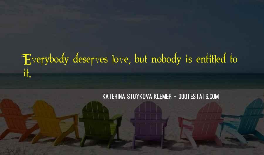 Katerina Stoykova Klemer Quotes #338469