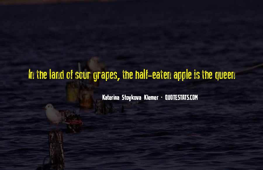 Katerina Stoykova Klemer Quotes #585415