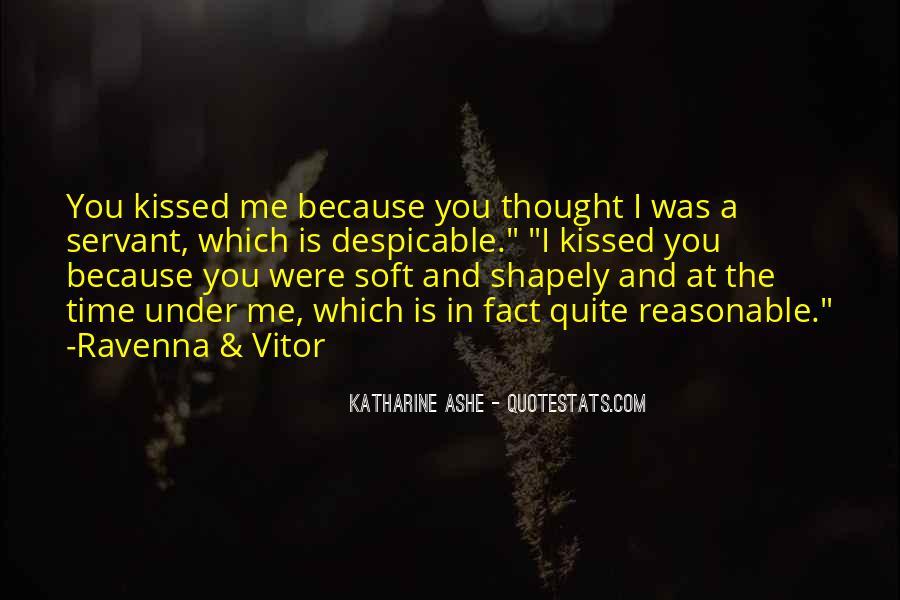 Katharine Ashe Quotes #1328947