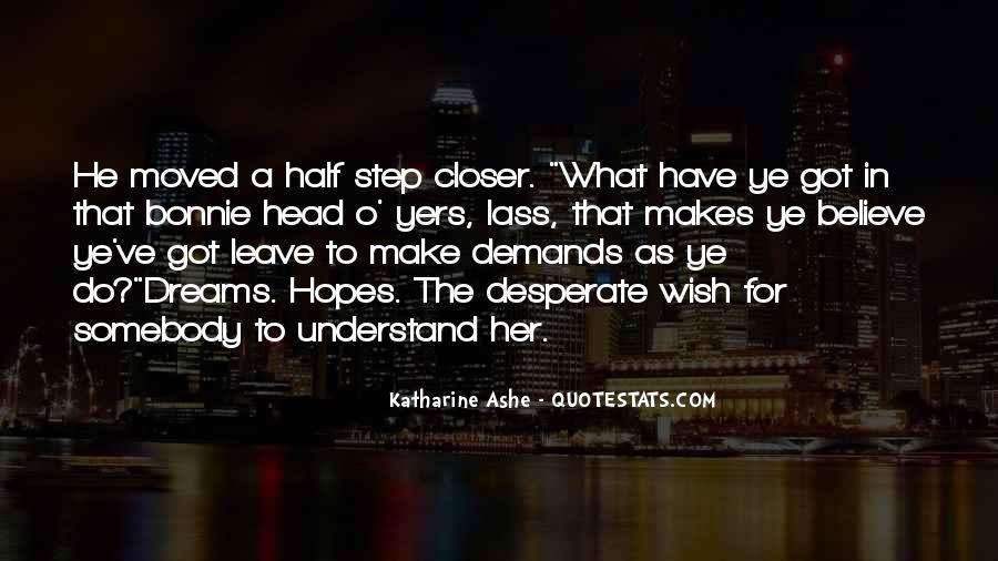 Katharine Ashe Quotes #1470538