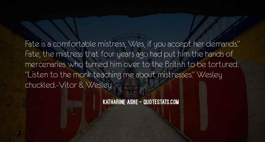 Katharine Ashe Quotes #1669548