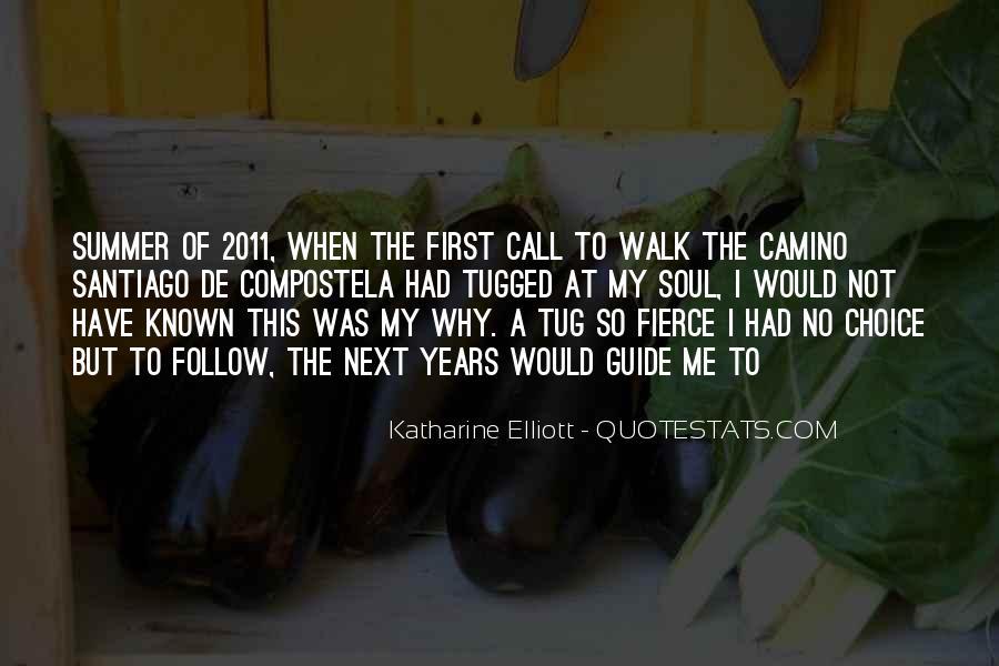 Katharine Elliott Quotes #268708