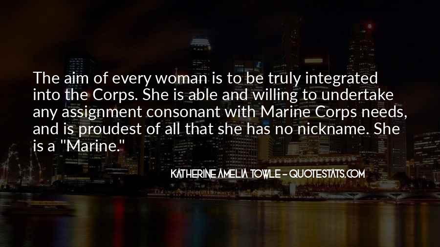 Katherine Amelia Towle Quotes #1245605