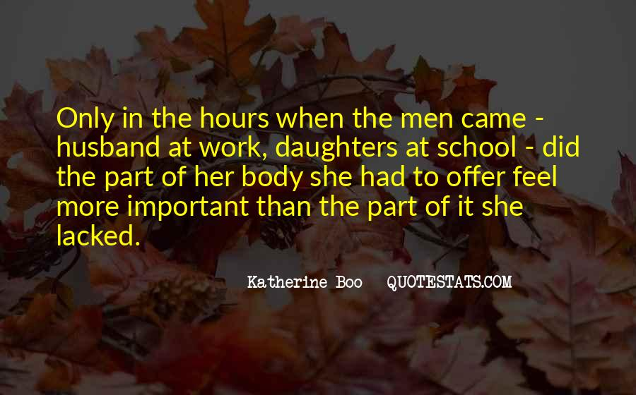 Katherine Boo Quotes #1044621