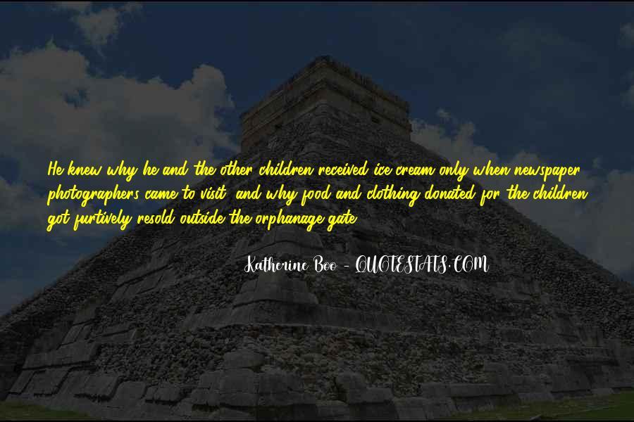 Katherine Boo Quotes #112833