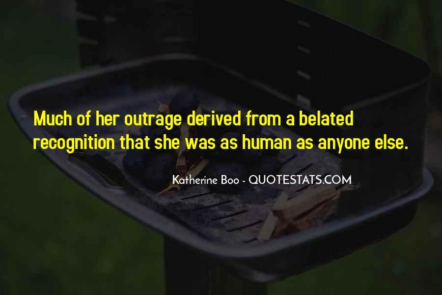 Katherine Boo Quotes #1140457
