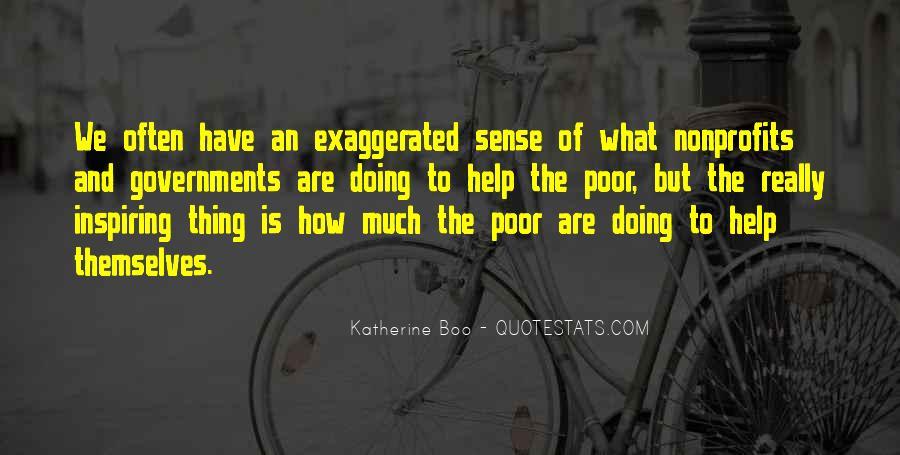 Katherine Boo Quotes #1271047