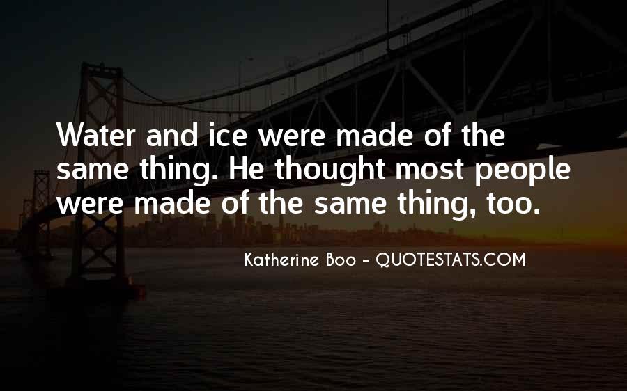 Katherine Boo Quotes #1271392