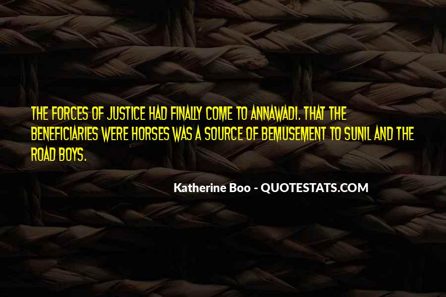Katherine Boo Quotes #1446825