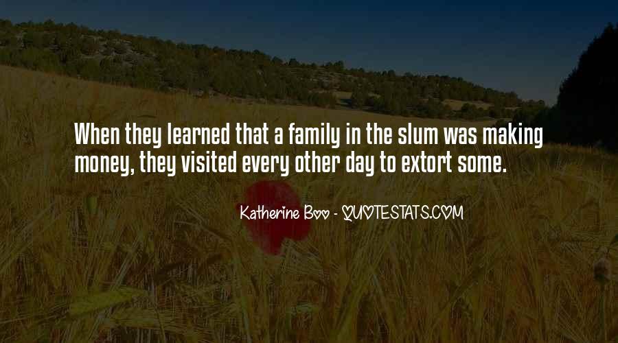 Katherine Boo Quotes #146546
