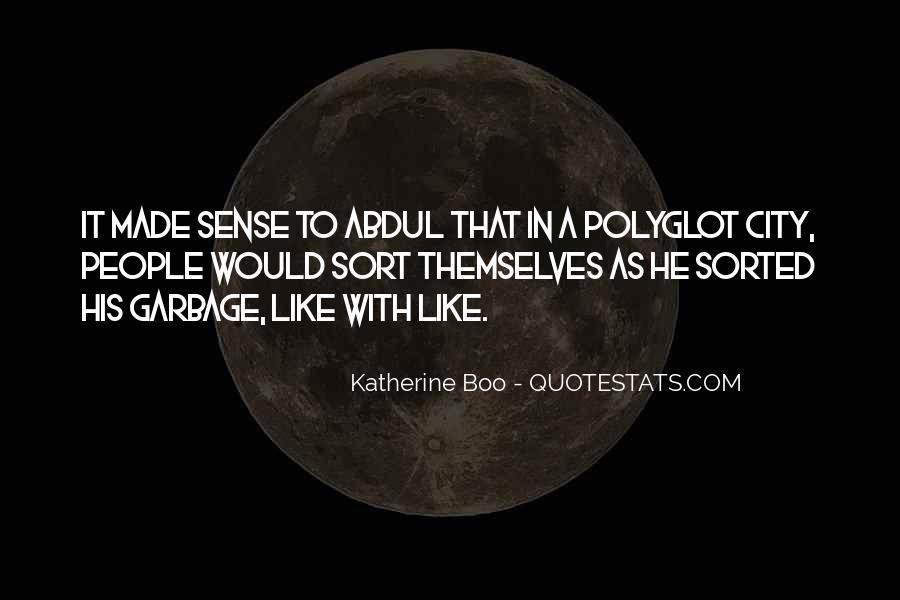Katherine Boo Quotes #1489518