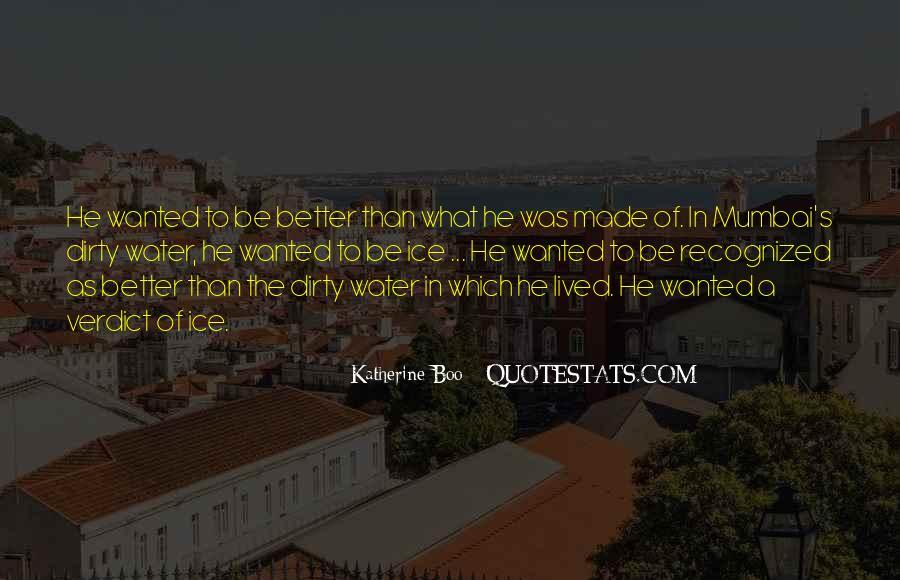 Katherine Boo Quotes #1575809