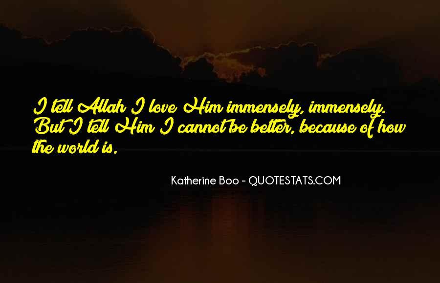 Katherine Boo Quotes #1646131