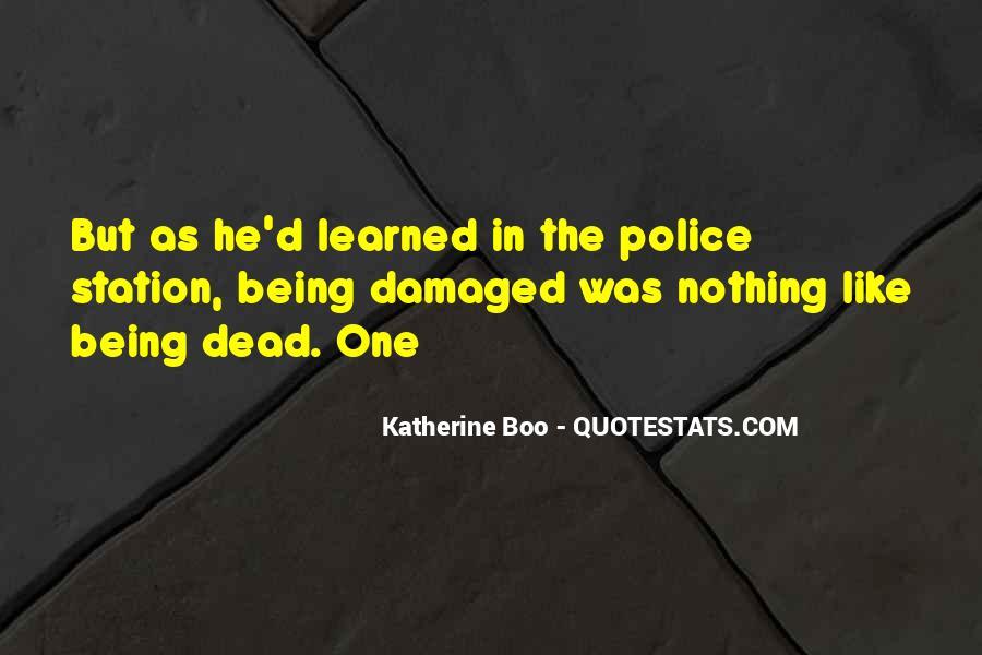 Katherine Boo Quotes #1711819