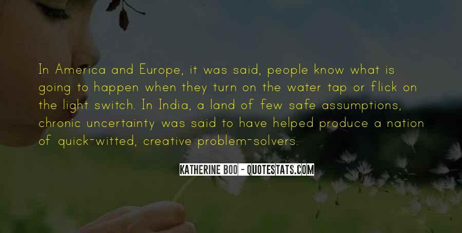 Katherine Boo Quotes #1749639
