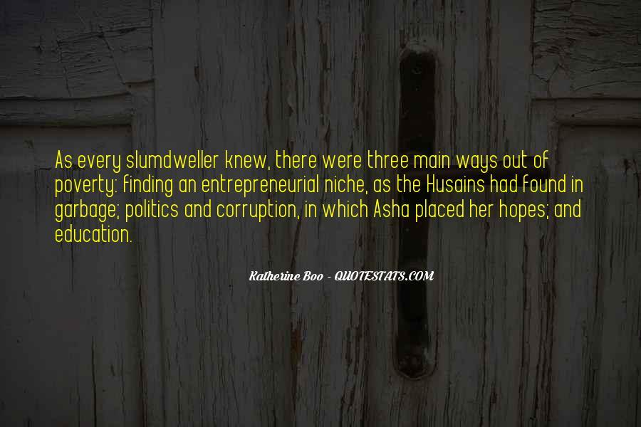 Katherine Boo Quotes #333553
