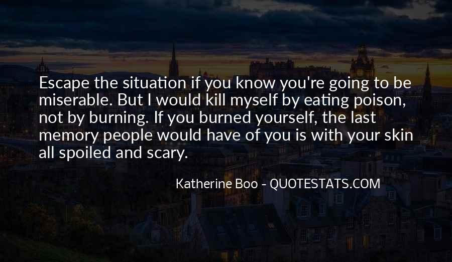 Katherine Boo Quotes #434050