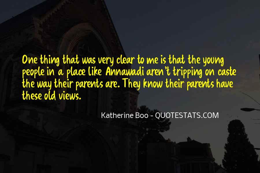 Katherine Boo Quotes #464475