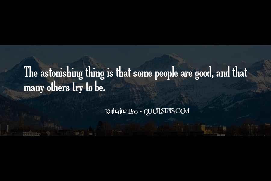 Katherine Boo Quotes #500312