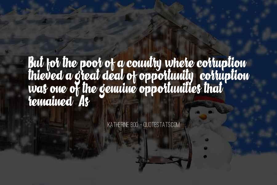 Katherine Boo Quotes #523186