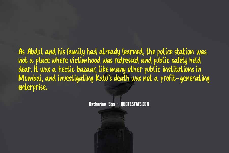 Katherine Boo Quotes #52689