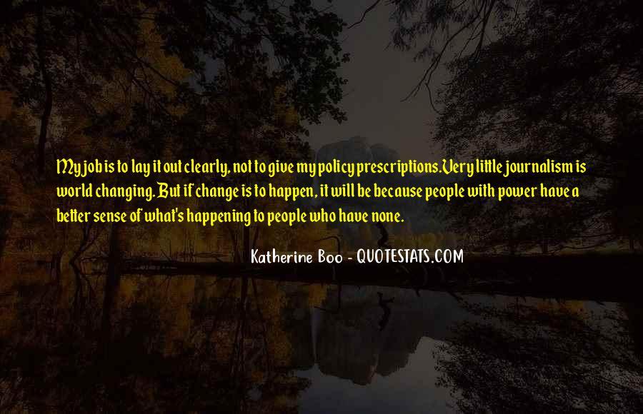 Katherine Boo Quotes #704359