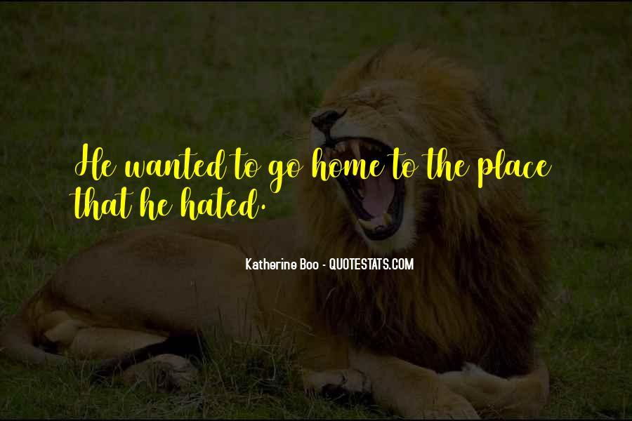Katherine Boo Quotes #775697