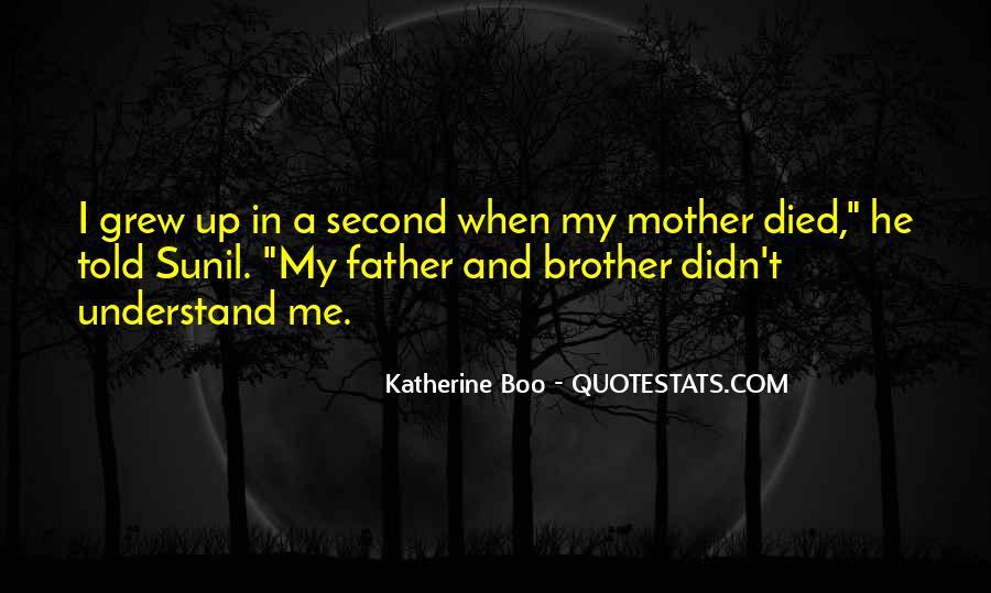 Katherine Boo Quotes #845561