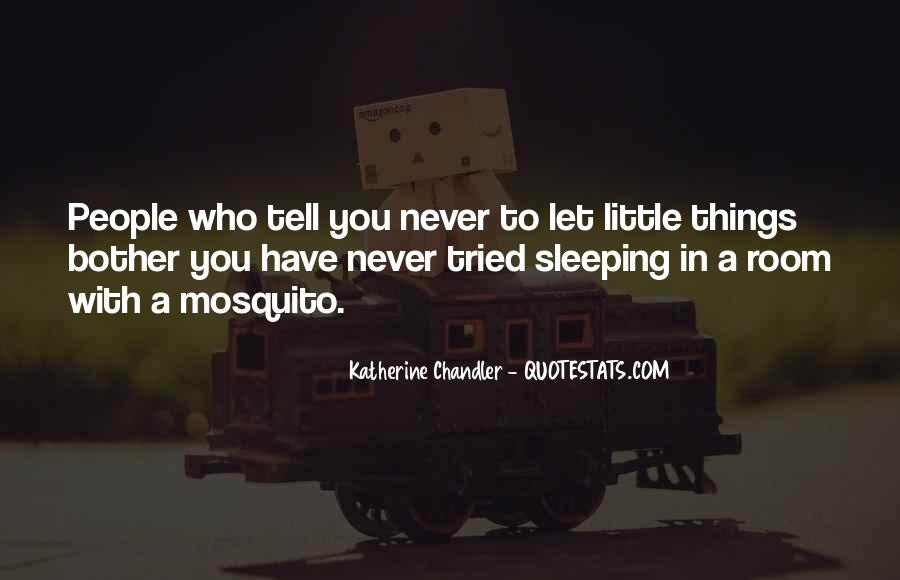 Katherine Chandler Quotes #717493