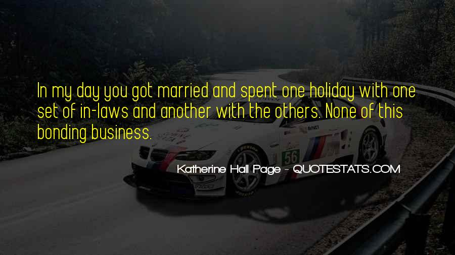 Katherine Hall Page Quotes #1791033
