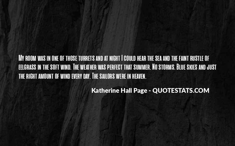 Katherine Hall Page Quotes #20266