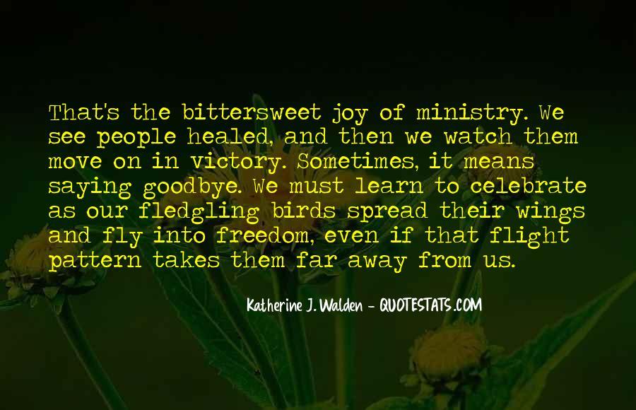 Katherine J. Walden Quotes #535229