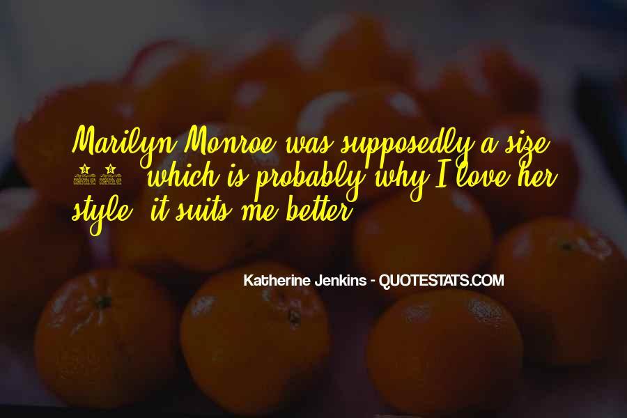 Katherine Jenkins Quotes #10217