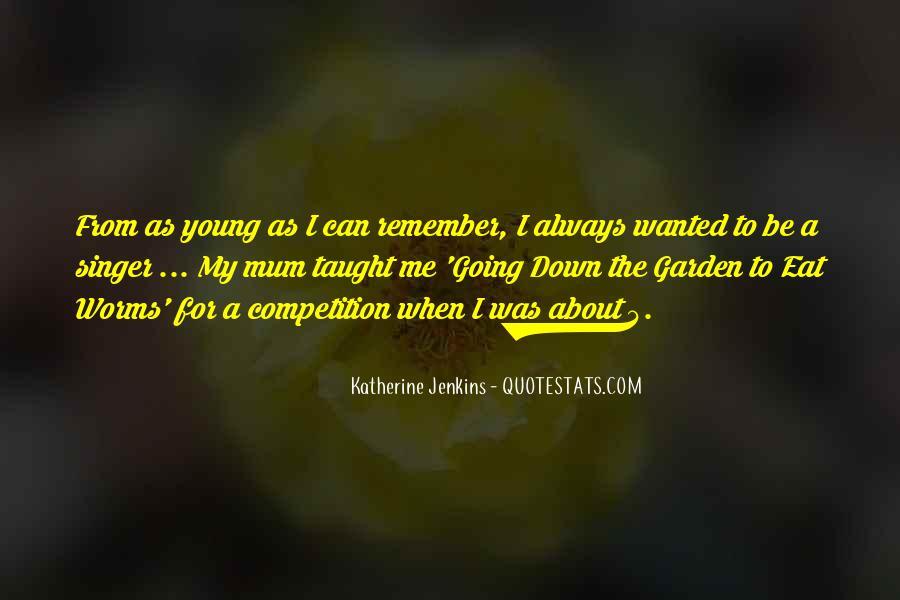 Katherine Jenkins Quotes #1230331