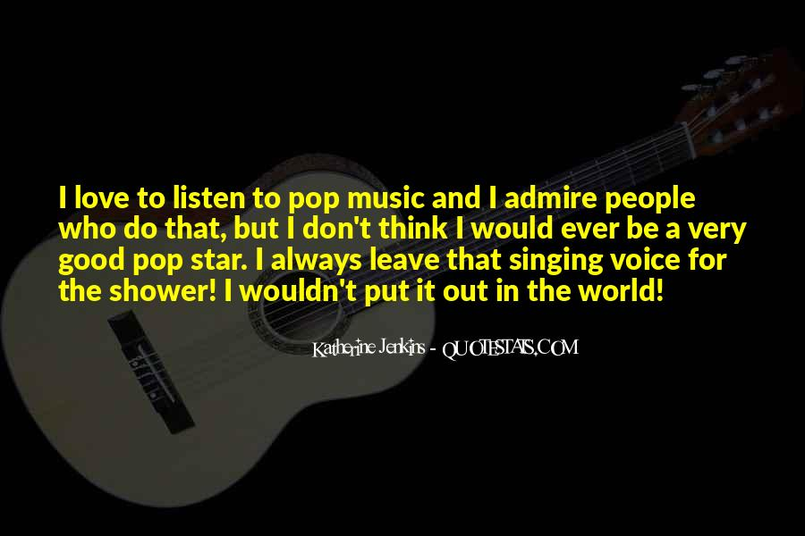 Katherine Jenkins Quotes #1422915