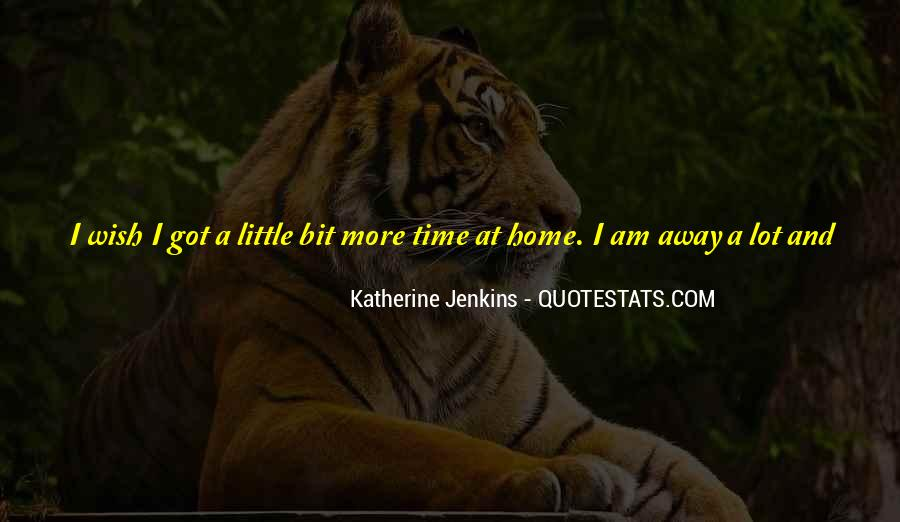 Katherine Jenkins Quotes #1490137