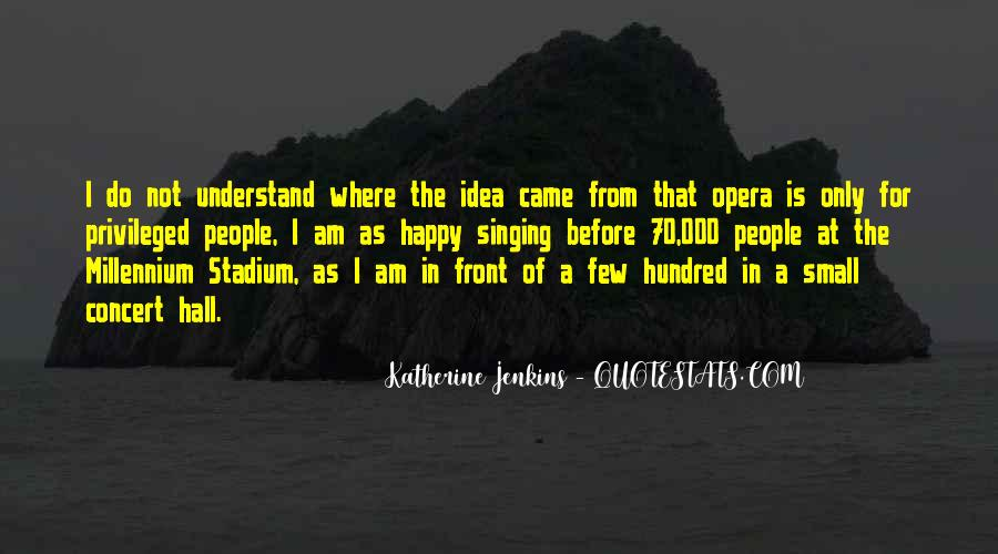 Katherine Jenkins Quotes #1521277