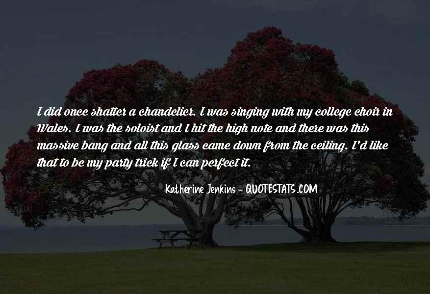 Katherine Jenkins Quotes #1562202