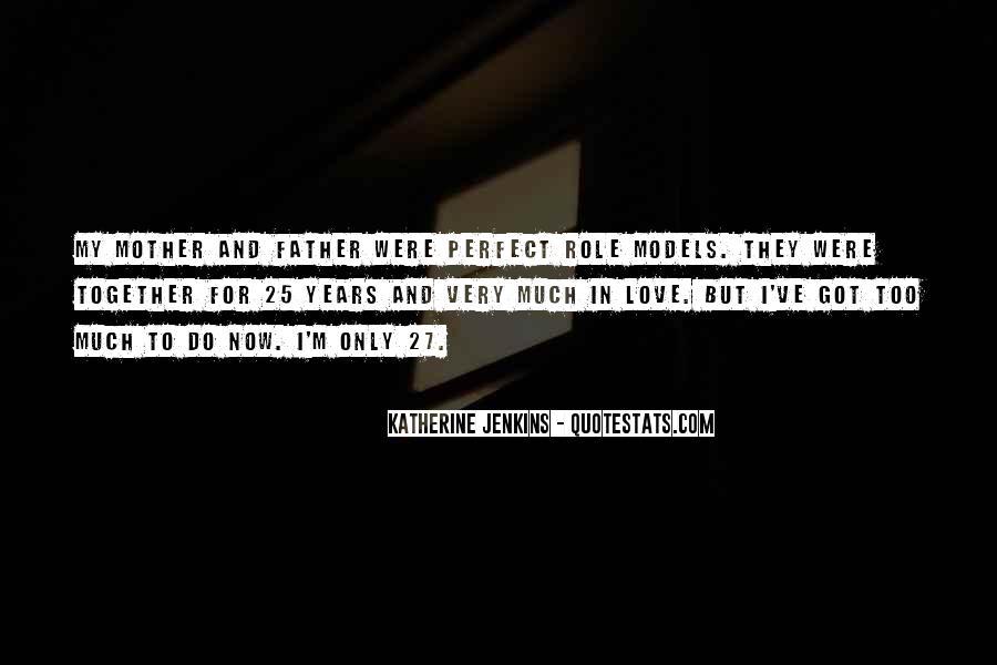 Katherine Jenkins Quotes #1666098
